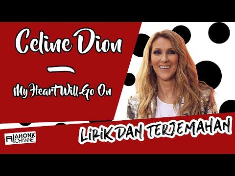 Celine Dion  My Heart Will Go On OSTTITANICLirik dan Terjemahan Indonesia  HD