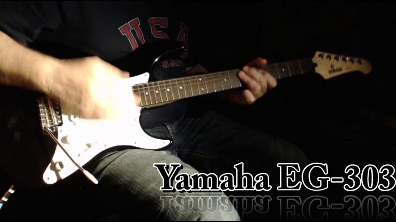 yamaha eg 303 sound check youtube. Black Bedroom Furniture Sets. Home Design Ideas
