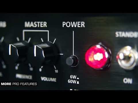 Blackstar HT Venue MkII - The Valve Amp Redefined #MOREISMORE