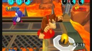 Mario Sports Mix all special shots