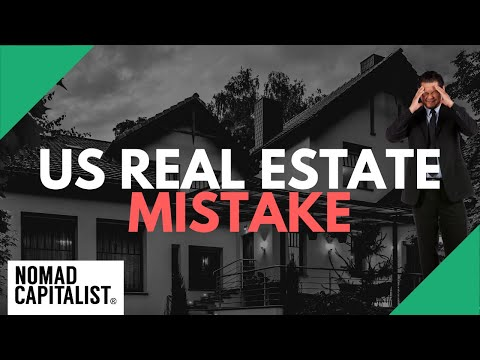 What Foreign Investors Should Know About US Real Estate
