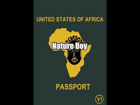 DJ Nature Boy Presents Passport to Africa