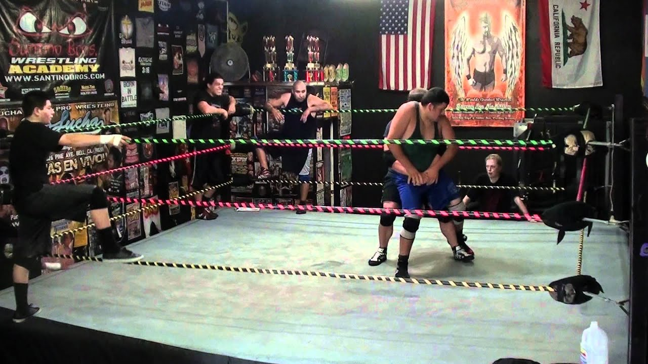 Beginners Pro Wrestling Training 10th session in