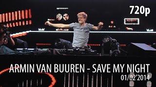 ASOT650 RU - Armin van Buuren - Save My Night (Intro Mix)
