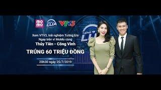 Trailer Tập 2 | Thủy Tiên, Công Vinh 'tình bể bình' tham dự gameshow Tường Lửa trên VTV3 | Ví MoMo