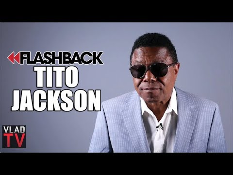 Tito Jackson on Forming Jackson 5 After Hearing Michael Sing for First Time (Flashback)