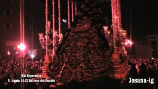BM Esperanza - Dolores del Puente - Lunes Santo 2013
