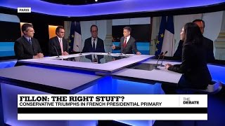 Fillon  The Right Stuff? Conservative Triumphs  in French Presidential Primary (part 1)