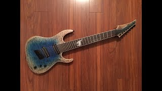 Baixar UNBIASED GEAR REVIEW - Starshine 8-string - THE CHEAPEST FANNED FRET 8-STRING ON EBAY