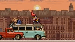 Rocky Rodent (SNES) Playthrough - NintendoComplete