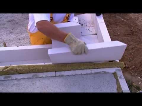 видео: Строительство из газоблока