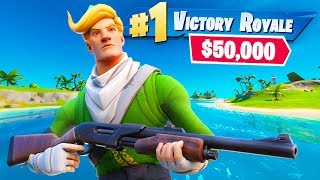 $50K Live Fortnite Tournament w/Hershicals (Showdown Under)