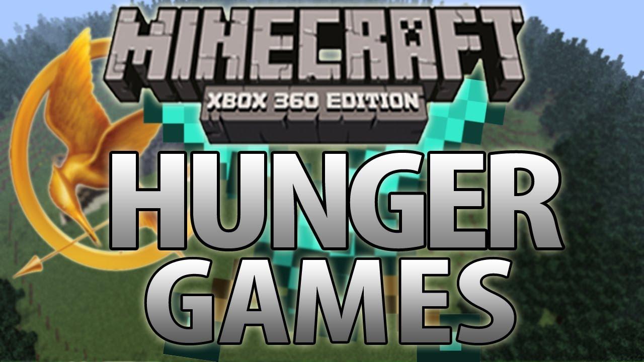 Xbox 360 Hunger Games : Minecraft xbox hunger games w big b statz