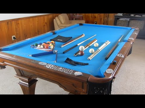 What Pool Cues, Racks, And Other Items Do I Use?