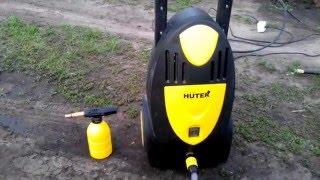 Мойка высокого давления Huter M 165 PW