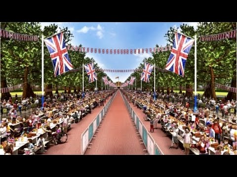 Queen at 90 - Massive Street Party