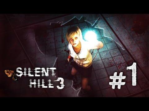 Прохождение Silent Hill 3 - Часть 1: Вспомни себя