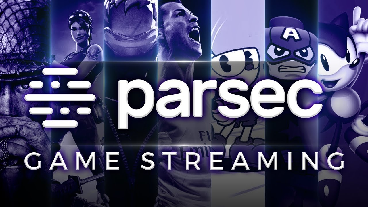 Parsec delivers streaming games from the cloud or your PC