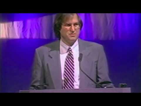 Steve Jobs Talks About Toy Story Animation Keynote At Siggraph (1995) Part 2