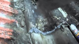 Retur AV REGN TAKET LIMRETORNO DA CHUVA COLA TELHADO RETURN OF THE RAIN ROOF GLUE