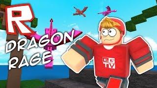 DRAGON RAGE!!! | Roblox