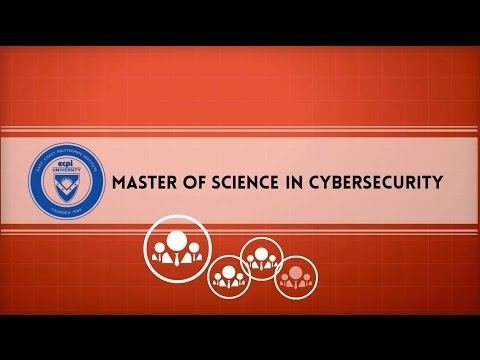 Master of Science in Cybersecurity Degree Program by ECPI University