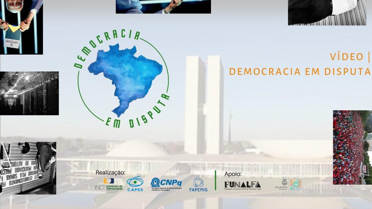 INCT DIVULGA | Democracia em Disputa