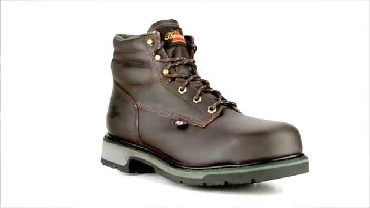 bc41b04de66 Men's Thorogood 804-4711 Steel Toe Work Boot USA @ Steel-Toe-Shoes.com