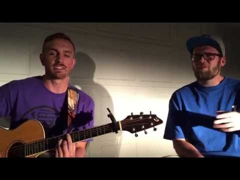 Josh & Gary- Take It Off (Live Acoustic)