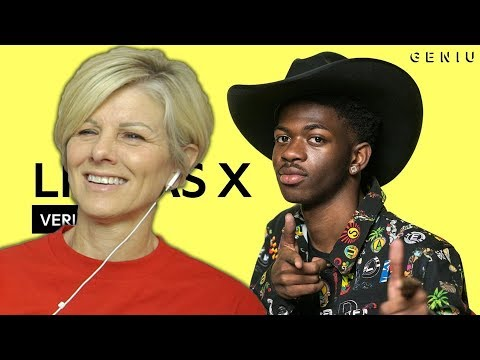 Mom REACTS To Lil Nas X