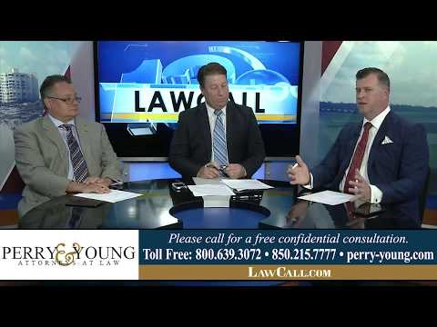 4/15/2018 - What Is No Fault Insurance? - Panama City, FL - LawCall - Legal Videos