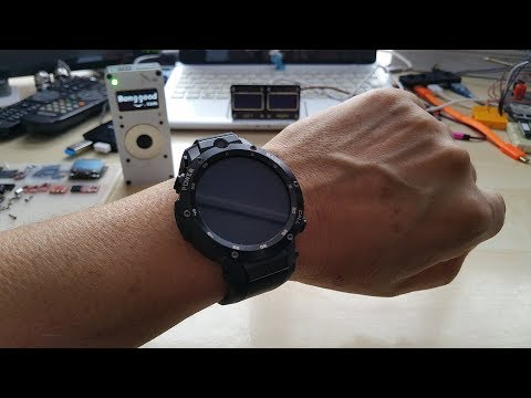 Zeblaze THOR S 3G Smart Watch from Banggood, Review Part 1