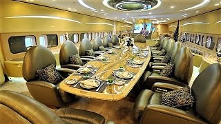10 Most Insane Celebrity Aircraft