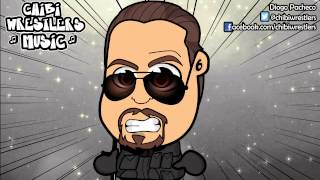 "Chibi Wrestlers Music - Big Boss Man ""Cell Block"" Theme Chibified (WWE Parody)"