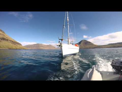 Sailing in the Faroe Islands - Ep2 From Leirvík to Fuglafjørð