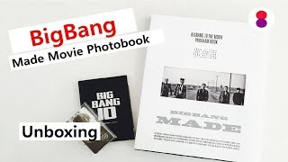 Bigbang Made Movie program boo…