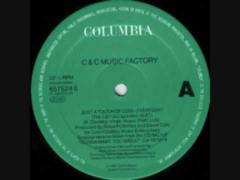 C & C Music Factory - Just A Touch Of Love (Keyboard Express Mix) 1991
