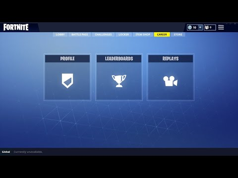 How To View Any Players Fortnite Stats Xbox Ps4 And Pc Youtube
