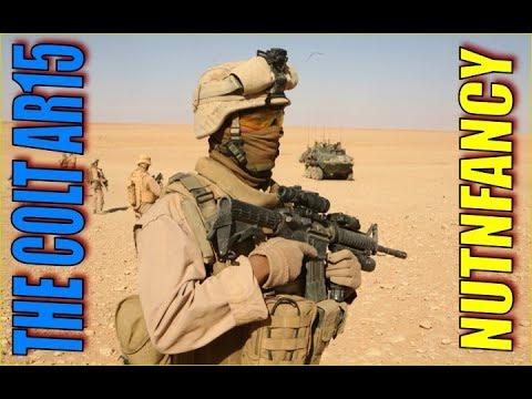 The Colt AR-15: Combat Proven- Nutnfancy