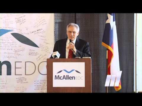 McAllen EDC Launches New Vision & Marketing Plan