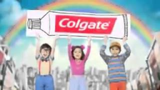 colgate latest commercial for kids