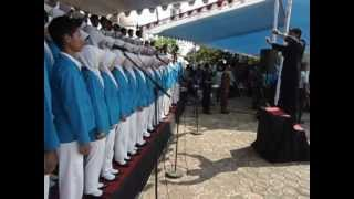 INDONESIA RAYA - Paduan Suara SMK Kesehatan Bhakti Kencana Subang,,