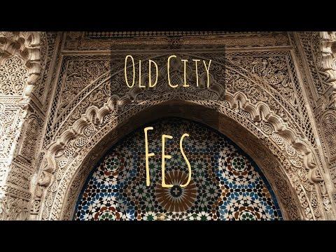 Walking the Medina in Fes