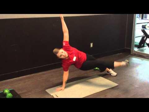 Sarah Smart, Workout 2