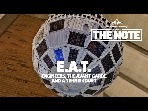 The Note Episode 3 | E.A.T.: Engineers, the Avant-Garde and a Tennis Court
