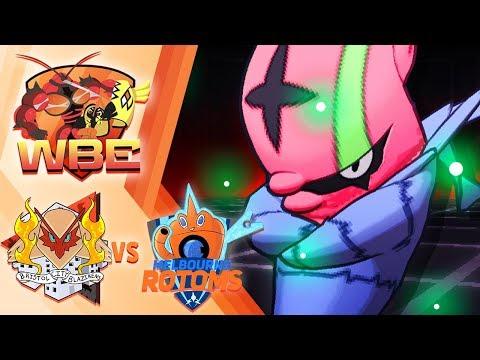 IT AIN'T OVER YET! • Pokemon USUM Live WiFi Battle • WBE W3S3