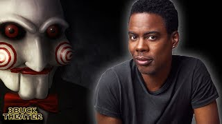 WTF...Chris Rock is rebooting SAW?