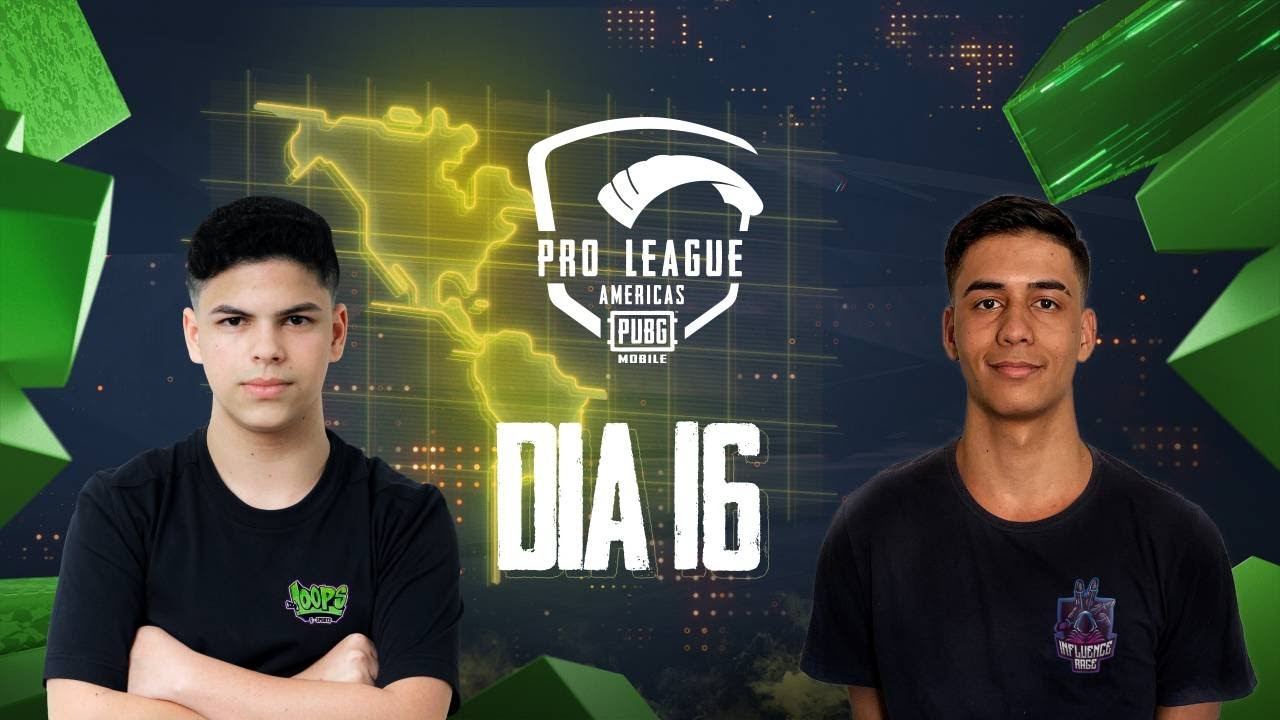 [PT] PMPL Americas Temporada 2 Dia 16 | PUBG MOBILE Pro League 2020