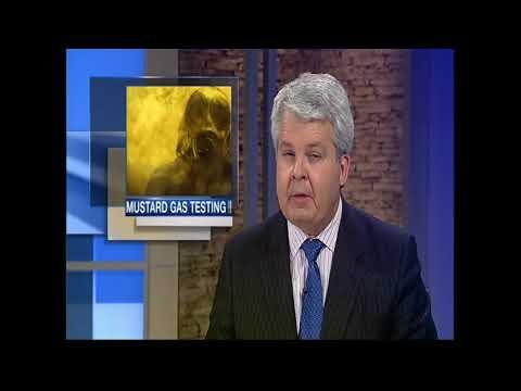 KYTV: President Trump Signs McCaskill WWII Mustard Gas Bill