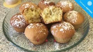 Вкуснейшие кексы!  Базовый рецепт теста для кексов
